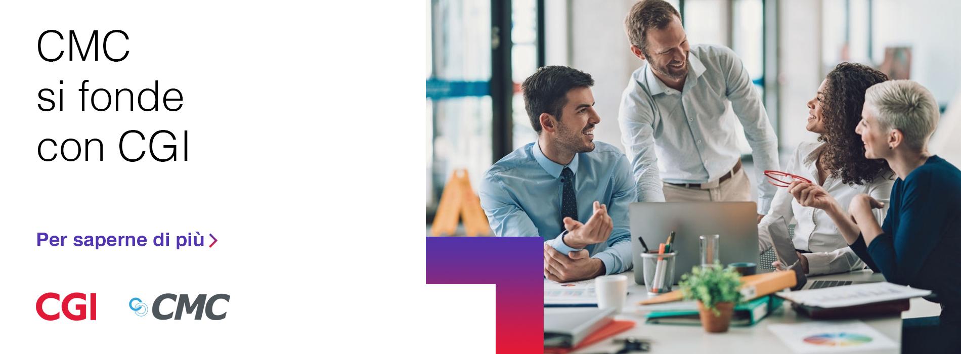 CGI acquisisce Cognicase Management Consulting (CMC), un'azienda leader nei servizi IT e di consulenza aziendale