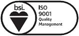 Certificado bsi. ISO 9001